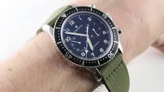 Zenith Pilot Cronometro Tipo CP-2 03.2240.4069/21.C774 Luxury Watch Review