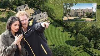 Meghan & Harry could move into luxury new-build in the Cotswolds - it's got a very ironic name