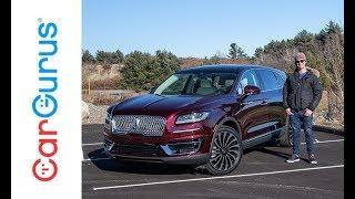 2019 Lincoln Nautilus   CarGurus Test Drive Review
