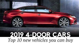 10 New Cars to Buy While Sedans are Still Produced (Design of 2019 Models)