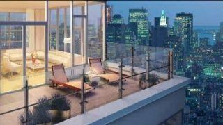 NYC luxury apartment sales down