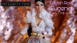 Integrity Toys: English Rose Eugenia Perrin-Frost (2019 Convention Exclusive) UNBOXING & REVIEW!