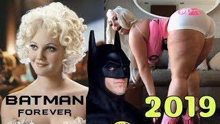 Batman Forever Before and After 2019