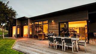 Luxury Living In A Divine And Tranquil Setting Overlooking Lake Wanaka
