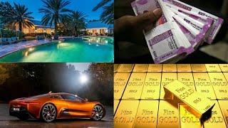 Millionaire luxury lifestyle visualization | millionaire visualization - how to become rich #secret