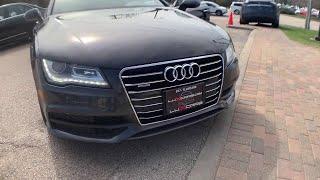 2012 Audi A7 Milwaukee, WI, Kenosha, WI, Northbrook, Schaumburg, Arlington Heights, IL 5353