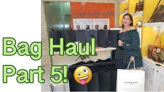 Luxury Bag Haul 2018 Part 5