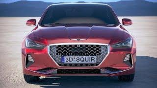 2019 Genesis G70 Review - BEST LUXURY SEDAN From Korea !!