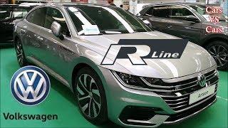 2018 Volkswagen Arteon R-line 280 HP / Luxury Volkswagen