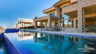 Luxury Home – 16 Soaring Bird, The Ridges Las Vegas
