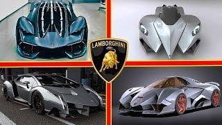 10 FASTEST & COOLEST LAMBORGHINI CARS