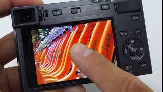 Leica C-Lux-拍攝後對焦 Post Focus selection