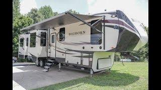 2017 Heartland Bighorn 3970RD luxury 5th wheel Louisville KY. $59,900
