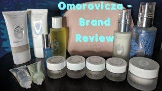 Omorovicza Luxury Skincare: 13 Products Reviewed