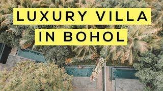Bohol Luxury Villa House Tour (Philippines)