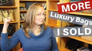 More LUXURY Bags I Sold and Why   Jill Maurer