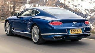 2019 Blue Bentley Continental GT - The Definition Of Luxury Grand Touring