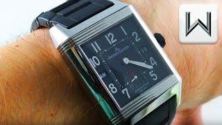 Jaeger LeCoultre Reverso Squadra Hometime Q700867P GMT Luxury Watch Review