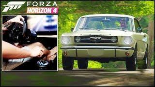 Forza Horizon 4 GoPro | Masina bunicului!