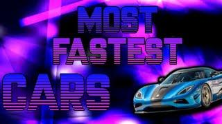 Top 10 Fastest Luxury Cars (2019)