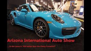 International Auto Show 2018