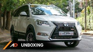 BAIC M60 1.5 Luxury CVT - Unboxing