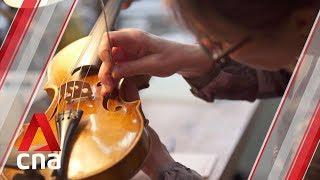 In Vienna, the joy of handcrafting violins | CNA Luxury