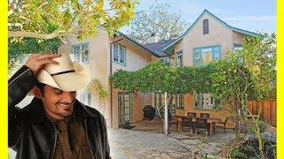 Brad Paisley House Tour $2995000 Mansion Luxury Lifestyle 2018 (Kimberly Williams)