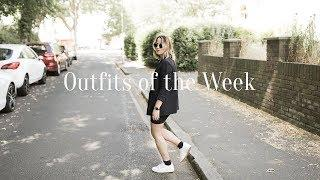 What I Wore in a Week | anothergirlslife