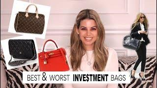 BEST & WORST LUXURY INVESTMENT BAGS 2019