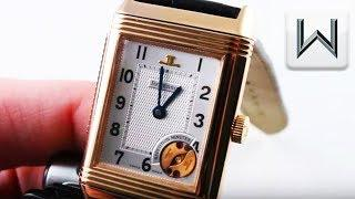 Jaeger LeCoultre Reverso Minute Repeater (Q2122420) Luxury Watch Review