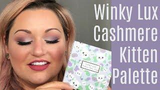 Winky Lux Cashmere Kitten Palette Makeup Tutorial