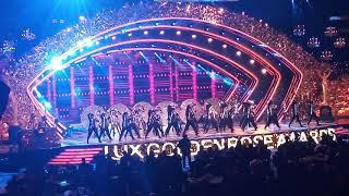 Varun Dhawan ka dhamakedar performance Lux Golden Rose Awardsवरुण धवन का dhamakedar प्रदर्शन