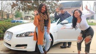 SURPRISING MY MOM WITH A BRAND NEW LUXURY CAR | WEEKEND IN MY LIFE | UNICE HAIR