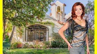 Alyson Hannigan House Tour $5100000 Santa Monica Luxury Lifestyle 2018
