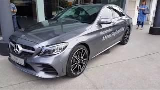 2019 Mercedes-Benz C300 Facelift Walkaround Review | Evomalaysia.com