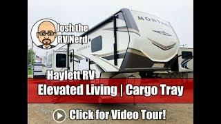 2020 Montana 3790RD or 3791RD Elevated Living Slide Out Cargo Luxury Keystone Fifth Wheel RV