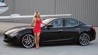 "Maserati Ghibli | Diablo Wheels | 22"" Blitz | LuxLife Pt.2"