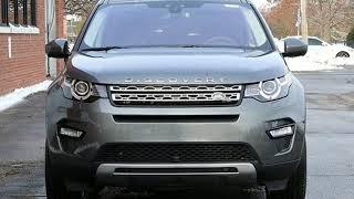 New 2019 Land Rover Discovery Sport Hinsdale, IL #LH19142
