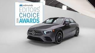 2019 Mercedes-Benz A-Class: The Best Luxury Sedan | 2019 Edmunds Editors' Choice