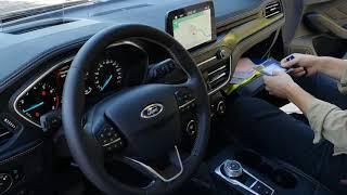 Walkaround exterior interior Ford Focus Vignale 2018