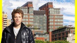 Jon Bon Jovi House Tour $17250000 West Village Luxury Lifestyle 2018