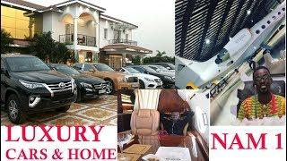 Nam 1, CEO Of Menzgold & Zylofon Media Mansion And Luxury Cars At Trassaco (WATCH VIDEO)