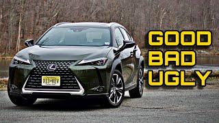 2019 Lexus UX200 Luxury Review (Best CVT Ever?!): The Good, The Bad, & The Ugly