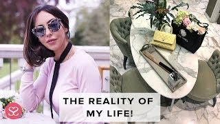 THIS IS WHAT MY LIFE'S REALLY LIKE! | New Kitchen Planning & Waitrose | Sophie Shohet
