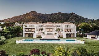 New Luxury Villa Symphony in Sierra Blanca, Marbella, Spain | 13.500.000€