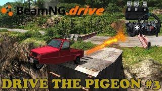 BeamNG.drive | Drive The Pigeon #3 | PC Gameplay