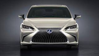 2019 Lexus ES Introducing: All -*New Lexus Luxury Sedan Experience