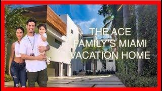THE ACE FAMILY'S VACATION *MIAMI* MANSION