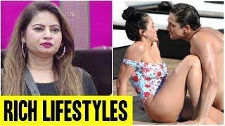 The Luxury Lifestyle Of Megha Dhade 2018 | Bigg Boss 12 Wild Card Contestants
